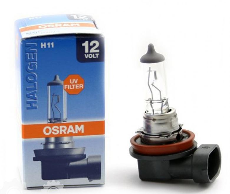 Лампа галогенная Osram H11 Original Line 1шт