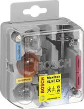 Набор ламп галогенных Bosch H1,H7 Maxibox