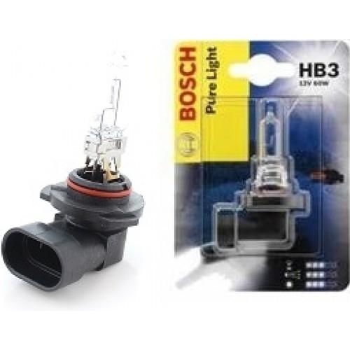 Лампа галогенная Bosch HB3 Pure Light 1 шт
