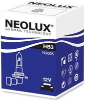 Лампа галогенная Neolux HB3 Standart 1 шт