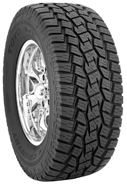 Шины Toyo Open Country A/T 255/55R18 109H