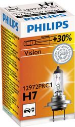 Лампа галогенная Philips H7 Vision 1 шт