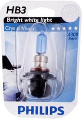Лампа галогенная Philips HB3 CrystalVision 1 шт