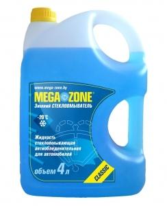 Омыватель стекла Megazone Magic -24 °С 4л