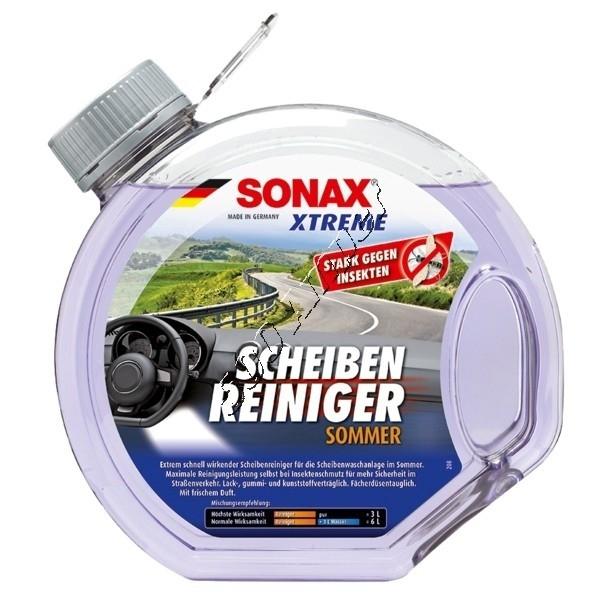 Омыватель стекла летний Sonax 3л