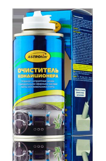 Astrohim очиститель системы кондиционирования