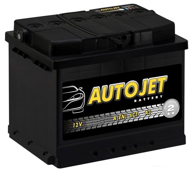Аккумулятор Autojet 55 R (55 А/ч)
