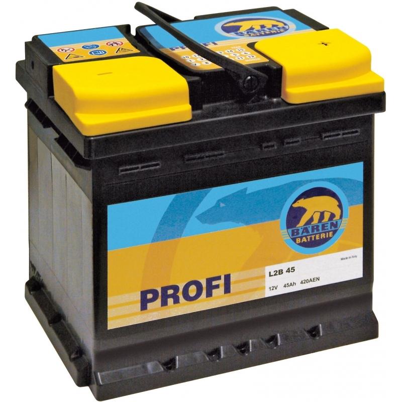 Аккумулятор Baren Profi 545117042 (45Ah)