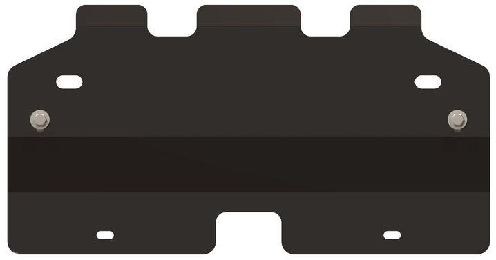 Защита радиатора (23.1660) для Suzuki Grand Vitara 2005-2008-
