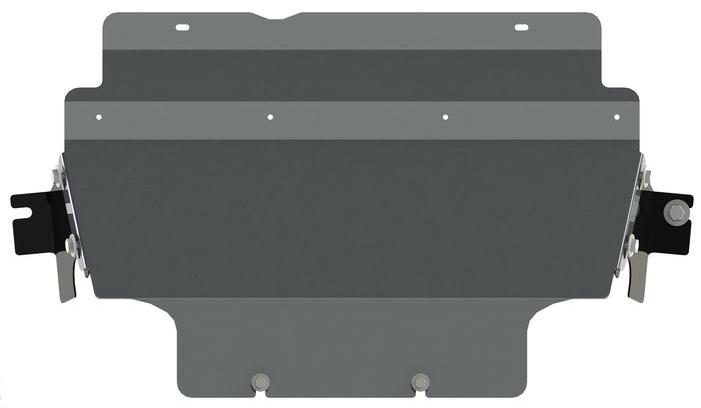 Защита радиатора (15.1937) для Nissan Navara 2010 -