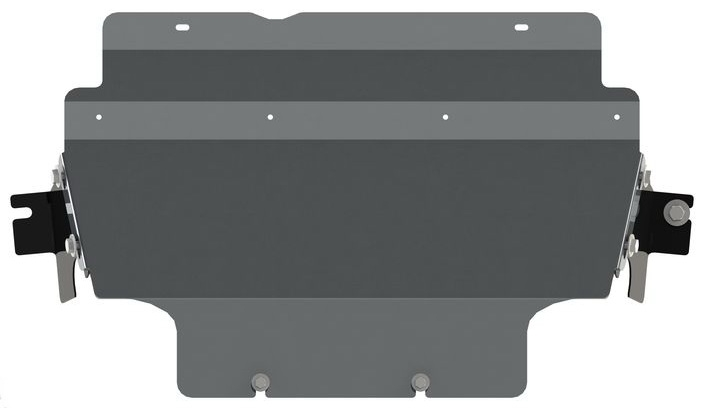 Защита радиатора (15.1937) для Nissan Pathfinder 2010 - 2014