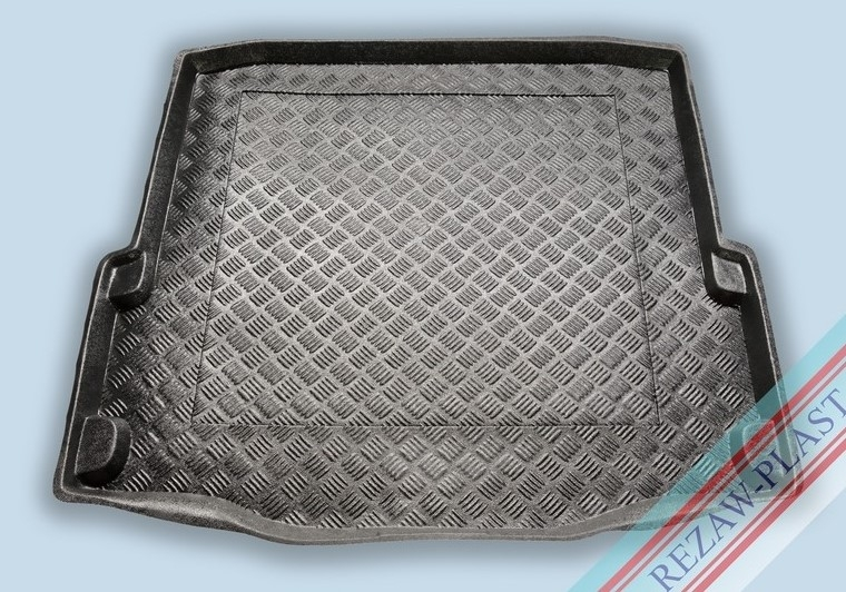 Ковры для  Skoda Superb 2008 - в багажник