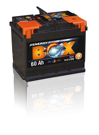 Аккумулятор Energy Box R+ (60Ah)