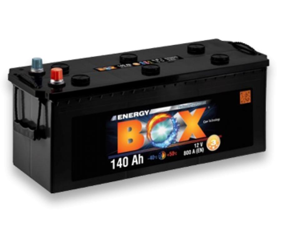 Аккумулятор Energy Box R+ (140Ah)