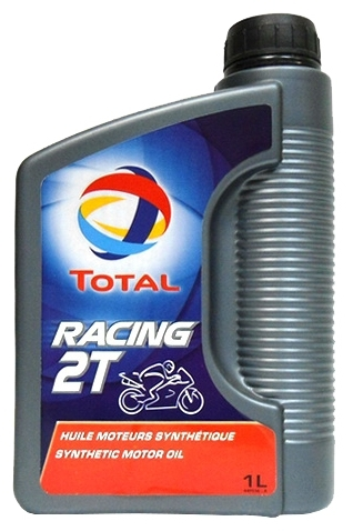 Моторное масло Total Racing 2T 1л