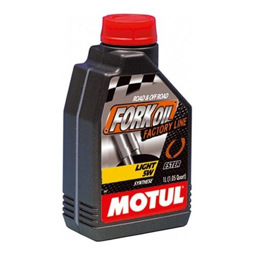 Вилочное масло Motul Fork Oil FL Light  5W 1л