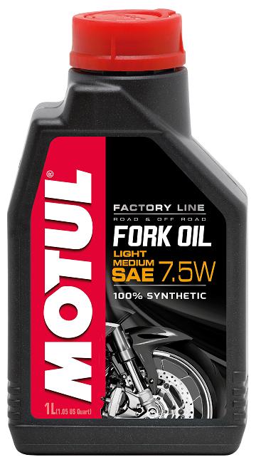 Вилочное масло Motul Fork Oil FL MED 7.5W 1л