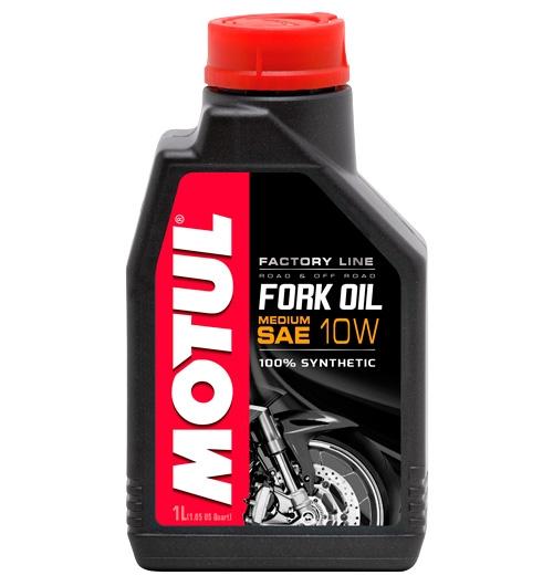Вилочное масло Motul Fork Oil FL MED 10W 1л