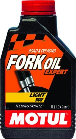 Вилочное масло Motul Fork Oil EXP L 5W 1л