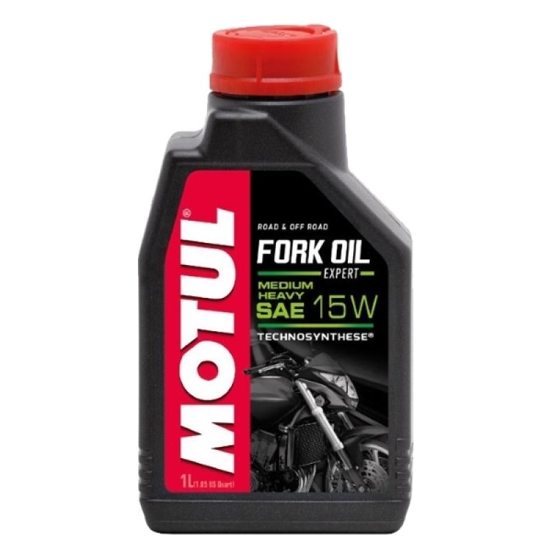 Вилочное масло Motul Fork Oil EXP M/H 15W 1л