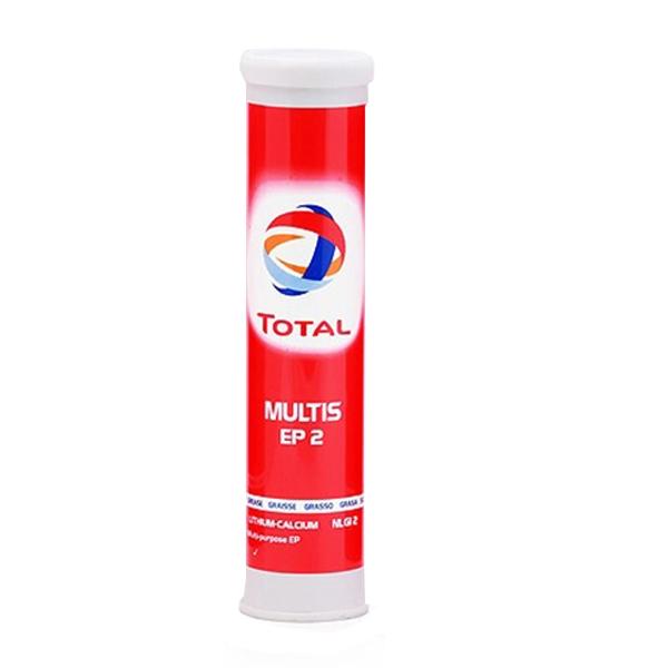 Смазка TOTAL Multis EP 2 NLGI Class 2  0,4кг