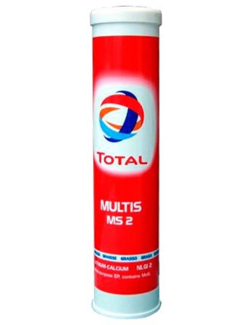 Смазка TOTAL Multis MS 2 NLGI Class 2 0,4кг