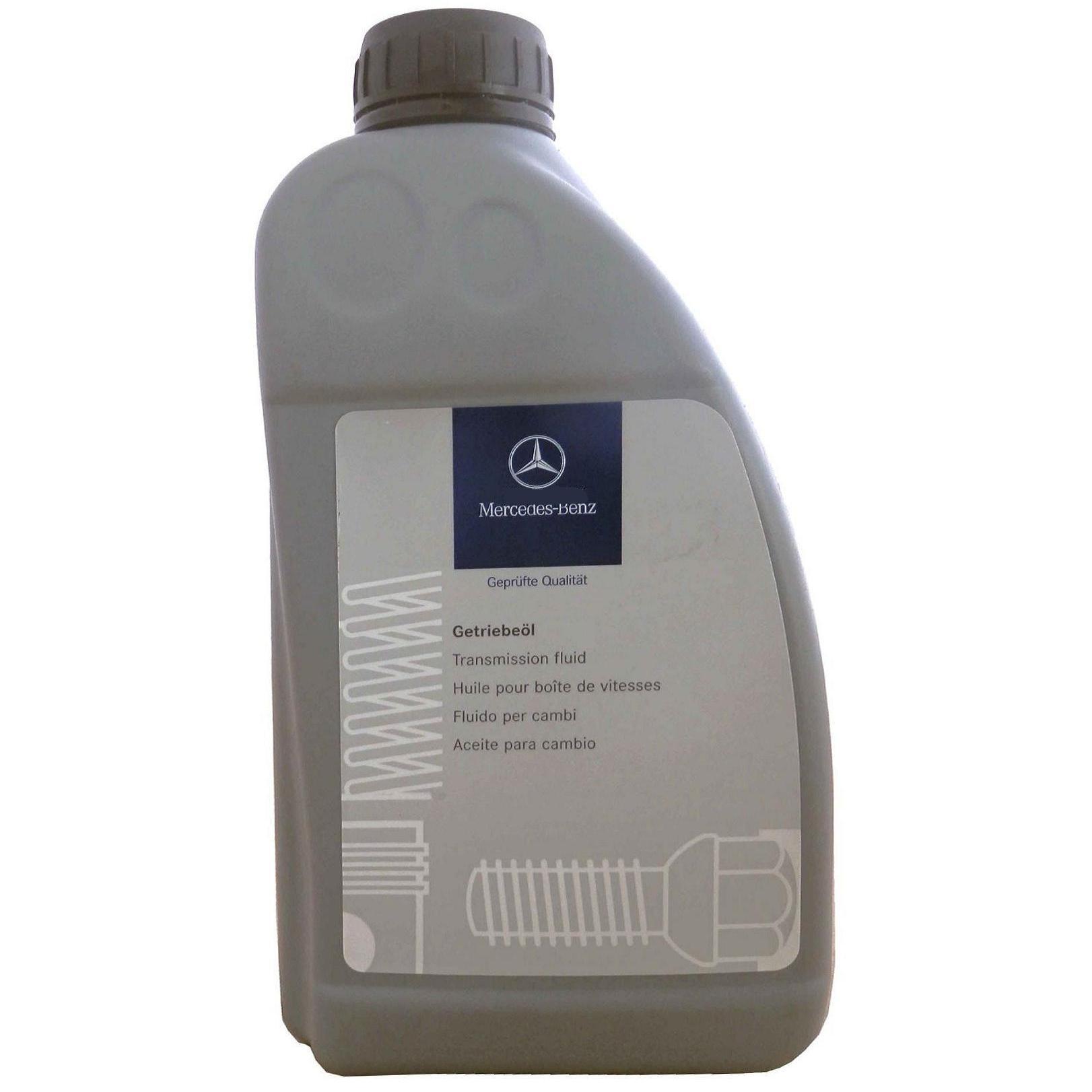 Трансмиссионное масло Mercedes-Benz MB 235.7 85W-90 1л