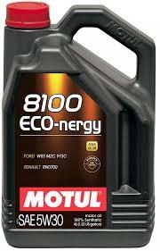 Моторное масло Motul 8100 Eco-nergy 5W-30 4л