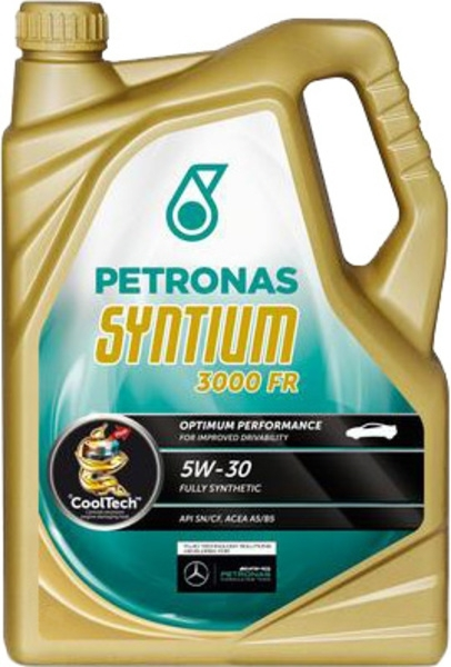 Моторное масло Petronas Syntium 3000 FR 5W-30 4л