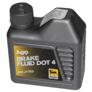 Жидкость тормозная Eni Brake Fluid DOT 4 1л