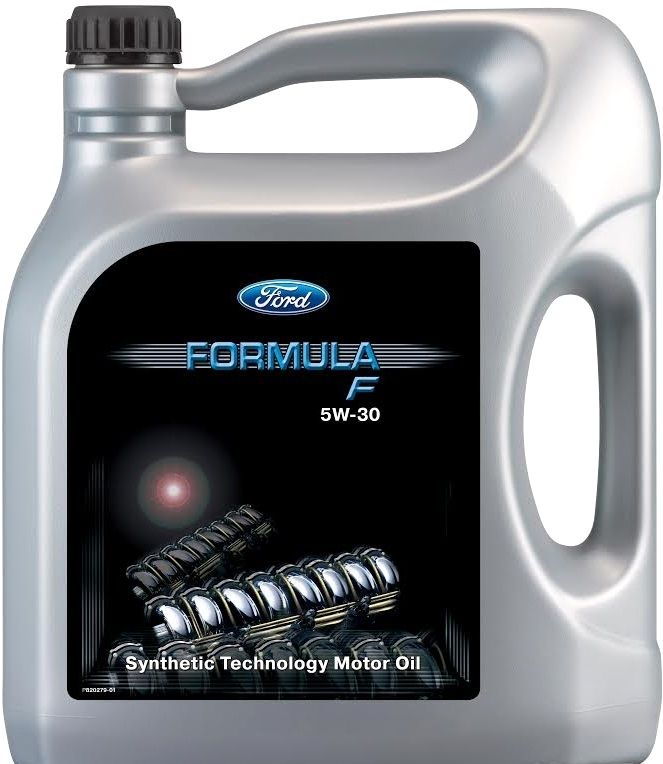 Моторное масло Ford Formula F 5W-30 5л