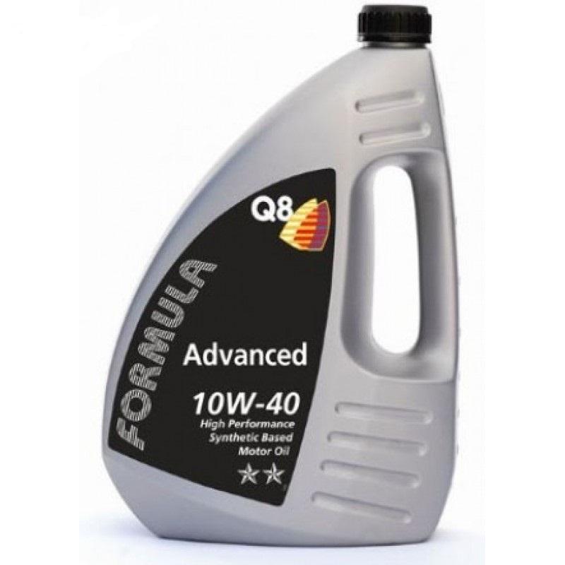 Моторное масло Q8 10W-40 Advanced 4л