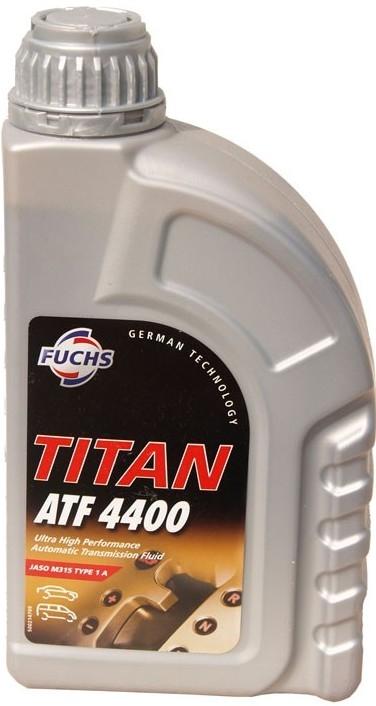 Трансмиссионное масло Fuchs Titan ATF 4400 DEXRON III 1л