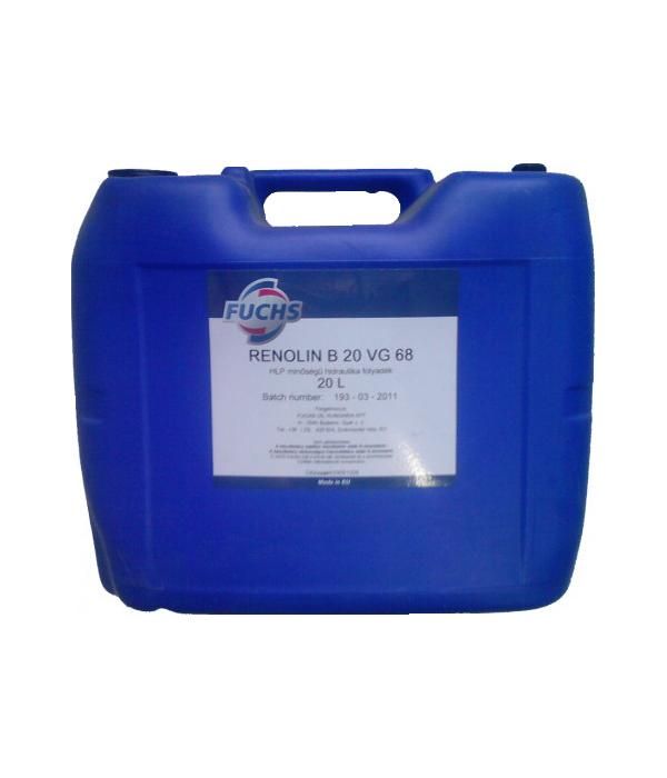 Масло гидравлическое Fuchs RENOLIN B10 VG32 20л