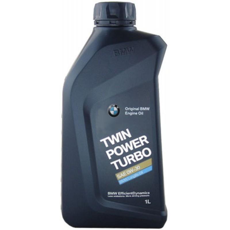 Масло моторное BMW TwinPower Turbo Longlife-04 0W-30 1л