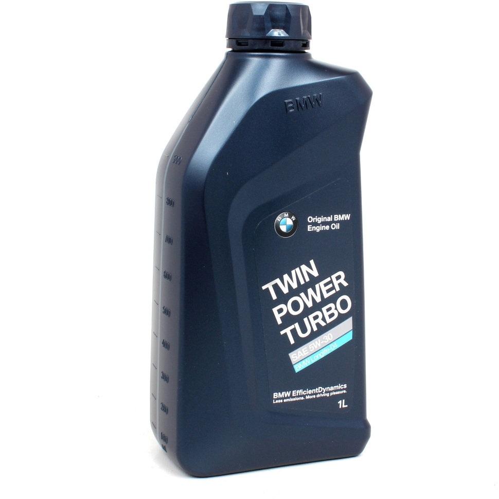 Моторное масло BMW TwinPower Turbo Longlife-04 5W-30 1л