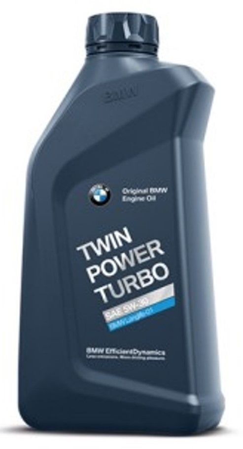 Моторное масло BMW TwinPower Turbo Longlife-01 5W-30 1л