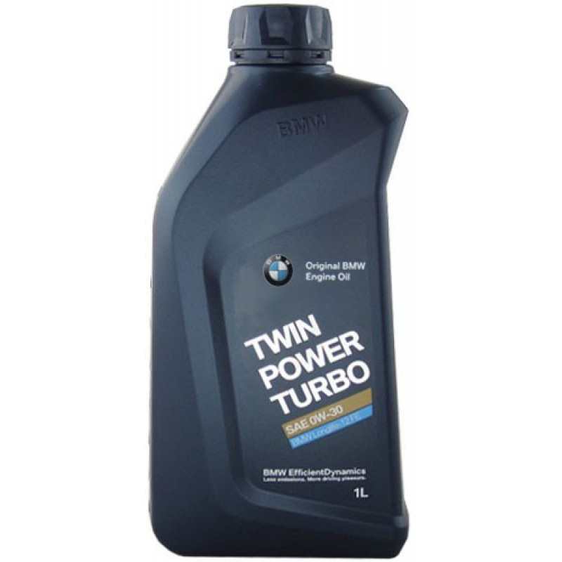 Моторное масло BMW TwinPower Turbo Longlife-12 FE 0W-30 1л