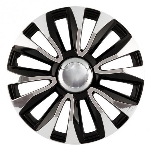Колпаки колесные Argo Avalone Chrome Black 15