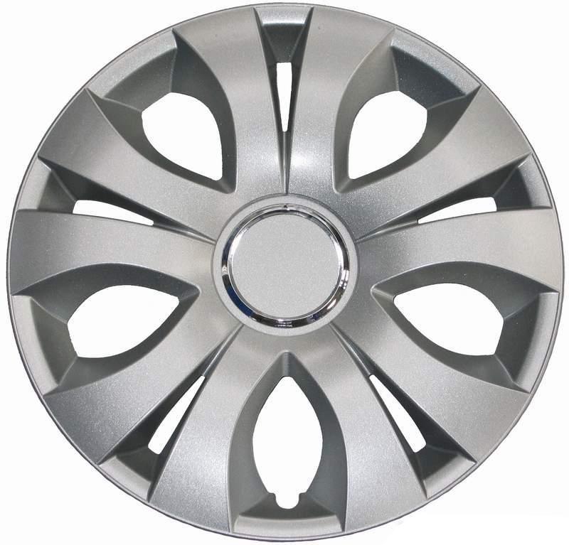 Колпаки колесные Jestic Top Chrome ring 15