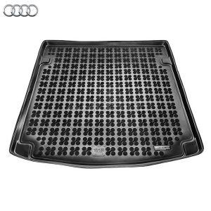 Ковры для Audi A4 B6/B7 2001-2007 Sedan / Seat Exeo (08-13) Sedan- в багажник