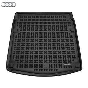 Ковры для Audi A4 B8 2008-2015 Sedan   - в багажник