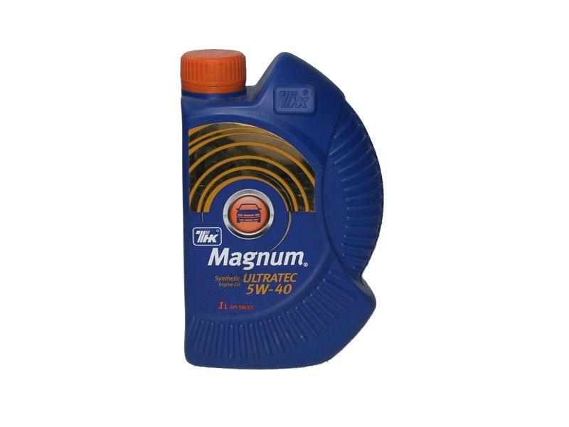 Моторное масло Magnum Ultratec 5W-40 1л