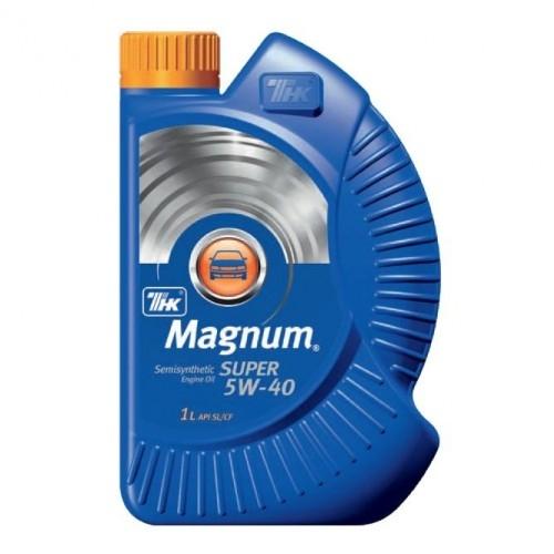Моторное масло Magnum Super 5W-40 4л