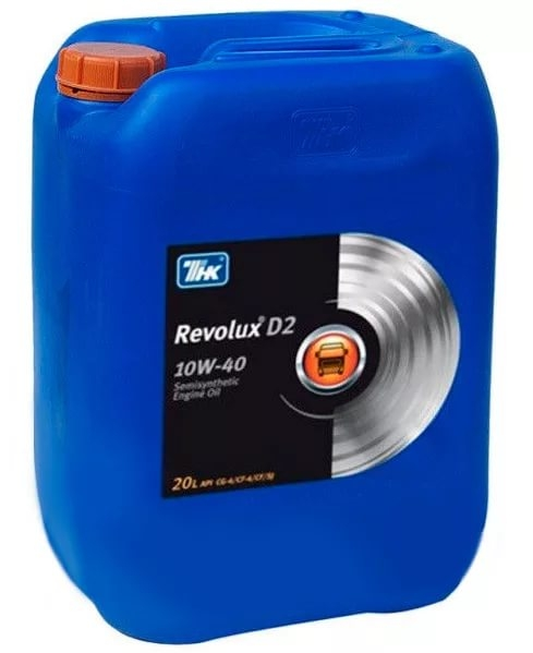 Моторное масло Revolux D2 10W-40 20л