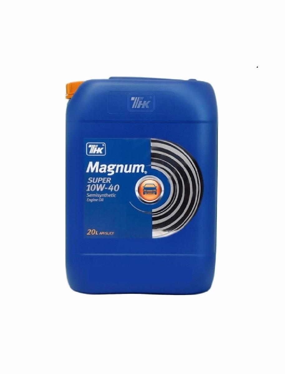 Моторное масло Magnum Super 10W-40 20л