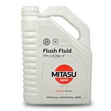 Промывочное масло MITASU FLUSH FLUID 4л