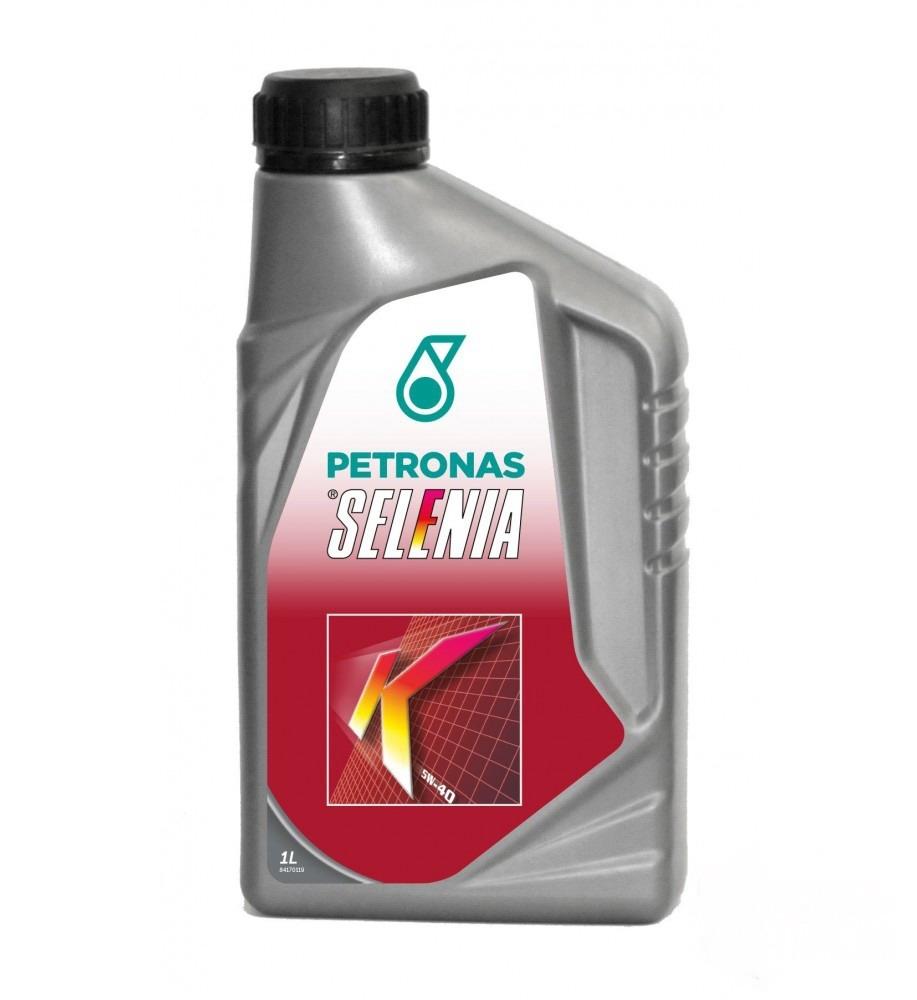Моторное масло SELENIA K 5W-40 1л