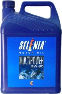 Моторное масло SELENIA Multipower 5W-30 5л