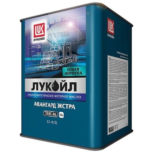Моторное масло Лукойл Авангард Экстра 10W-40 18л
